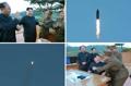北朝鮮「新型中距離ミサイル発射に成功」