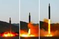 Corea del Norte prueba un nuevo tipo de misil
