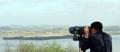 展望台から見た北朝鮮