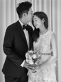 Actress Sung Yu-ri ties the knot with golfer Ahn Sung-hyun