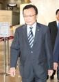 El enviado especial de Moon parte hacia Pekín