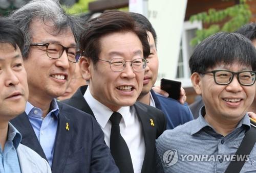 """이재명 """"부자증세·서민감세 동시에…한국당 '물타기'를 기회로"""""""
