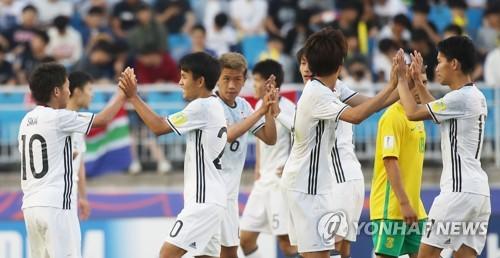 -U20월드컵- 일본, 이탈리아와 2-2 비겨…조 3위 16강행