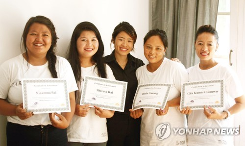 제주올레, 크라우드 펀딩으로 네팔 여성 창업 지원