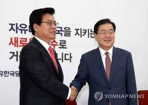 """정의용 """"안보실에 국방개혁·사드TF 구성 검토""""(종합2보)"""