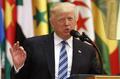 """트럼프 """"대테러전은 선과 악의 싸움""""…이슬람과 관계리세팅 시도(종합)"""