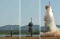 Tir de missile Pukguksong-2