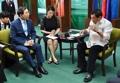 Envoyé spécial et président philippin