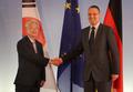 Emissaire spécial et vice-ministre allemand des Affaires étrangères