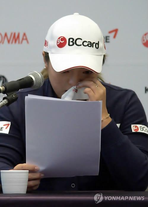 [권훈의 골프산책] LPGA 접은 장하나, 박세리 아닌 새로운 롤모델 되..
