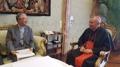 L'archevêque Kim Hee-joong au Vatican