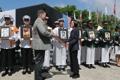 Homenaje a los estadounidenses muertos o desaparecidos en la Guerra de Corea