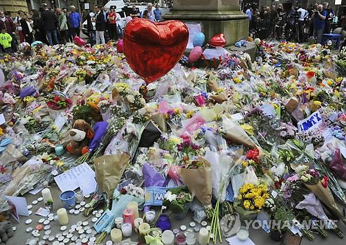 英경찰, 미국과 '맨체스터 테러' 수사 정보공유 중단(종합)