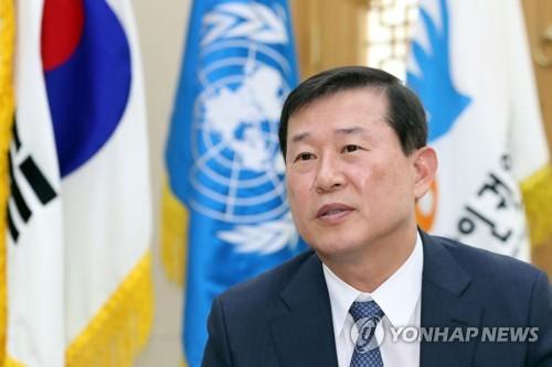 [동정] 이성호 인권위원장, 유엔 고령화실무그룹 회의 참석