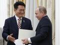 El enviado especial ante Rusia se reúne con Putin