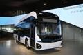 هيونداي موتور تكشف عن حافلة كهربائية