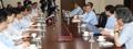 الرئيس مون يترأس اجتماع كبار المستشارين