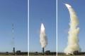 新型の地対空迎撃兵器試射「合格?」