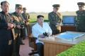الزعيم الشمالي يشرف على الإطلاق التجريبي للصواريخ الاعتراضية الجديدة أرض-جو