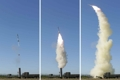 Test d'un nouveau système d'armes antiaériennes