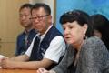 Secrétaire générale de la CSI à Séoul