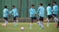 تدريبات المنتخب الكوري الجنوبي لكرة القدم تحت 20 سنة