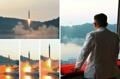 金正恩氏がミサイル発射を視察
