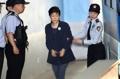 Park Geun-hye au tribunal