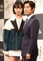 الممثل جو سونغ أو والممثلة بيه دونا