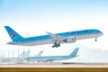 Korean Air Lines introduce el avión B787-9 Dreamliner