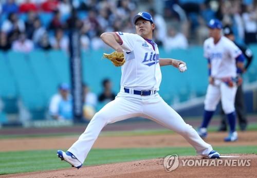 삼성 '고춧가루 살포' 시동…프로야구 순위 경쟁 변수로 부상