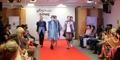 Desfile de moda de papel tradicional coreano en España