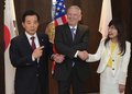 Jefes de Defensa de Seúl, Washington y Tokio