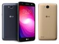 LG lanzará el teléfono inteligente X500 con una batería de larga duración