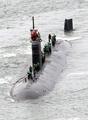 Un submarino nuclear de ataque de EE. UU. visita Busan