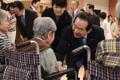 訪日の韓国国会議長 関係改善に意欲