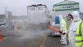 Luchando contra la gripe aviar