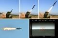 新型の地対艦巡航ミサイル実験を公開