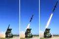 El líder norcoreano inspecciona los lanzamientos