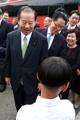 El enviado especial de Japón visita Mokpo