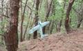 北の無人機? THAAD用地偵察