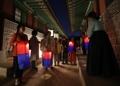 夜の景福宮を探訪