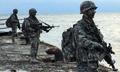 La Armada lleva a cabo maniobras de defensa de los islotes de Dokdo