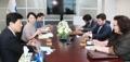 Entretien économique entre Séoul et Wellington