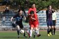 国会議員らサッカー韓日戦
