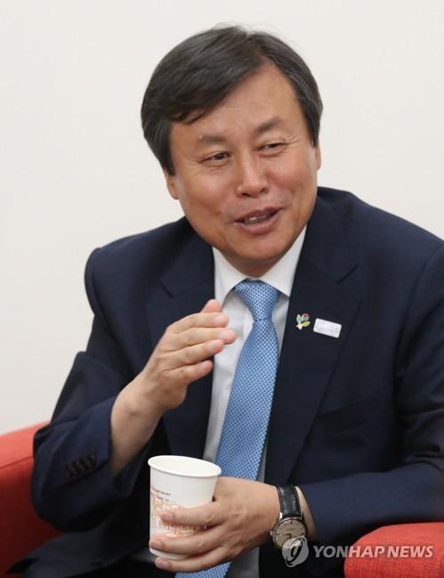 """도종환 장관 """"독립·예술영화 생태계 지원 확대할 것"""""""