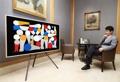 Téléviseur artistique de Samsung