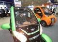Super-mini véhicule électrique