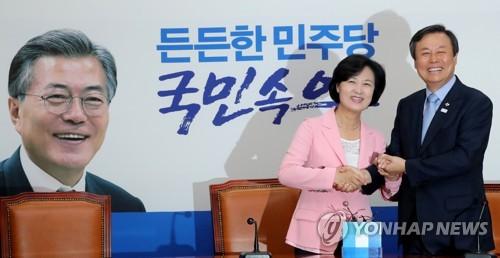 """도종환, """"국정농단에 문체부 초토화…쇄신해야""""(종합)"""