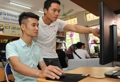 LG offre une bibliothèque à une école vietnamienne